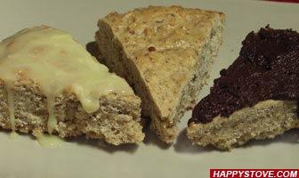 Hazelnuts Cake - By happystove.com