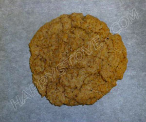Lee's Lemon Oatmeal Cookies
