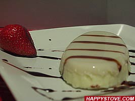 Panna Cotta - By happystove.com